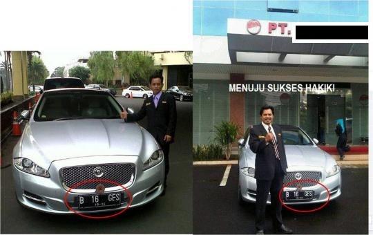 Orang MLM Sukses Dengan Mobil Yang Sama Hahaha