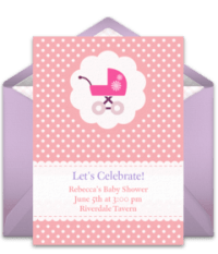 Baby Shower Dates - Baby Shower Invitations