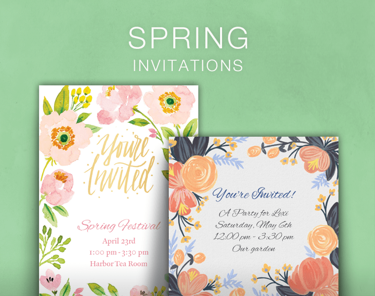 free teen birthday online invitations