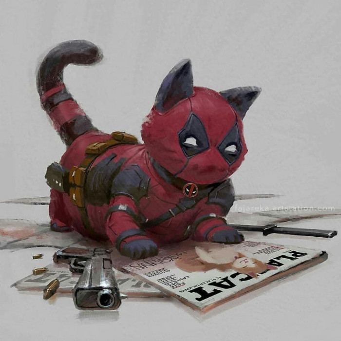 7. Catpool