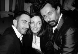 V MAGAZINE'S SURPRISE CFDA PARTY FOR LADY GAGA at the boom boom...