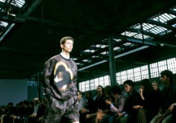 Givenchy Men's Show S/S 2013 Part 1, Paris