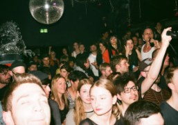 LIGHT ASYLUM (live) x PLANNINGTOROCK (Dj set) at Flamingo, Berlin