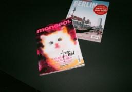 Martin Eder x Monopol special launch at Martin Eder's studio, Berlin