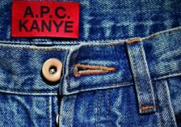 A.P.C. X Kanye West collaboration