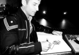 André Saraiva Dream Concerts book signing and Junk Launch Party, Los Angeles