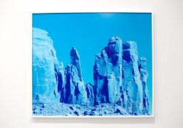 David Benjamin Sherry exhibitino at Danziger Gallery, New York