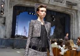 Chanel Haute Couture F/W 2013 show at the Grand Palais, Paris