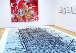 """Martin Kippenberger """"Raft of the Medusa"""" at Skarstedt Gallery, New York"""