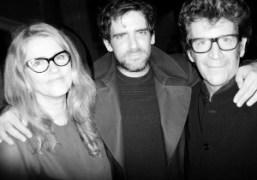 Robert Longo's Petzel Gallery and Metro Pictures Opening Party, New York