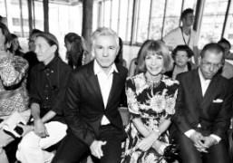Front Row of Proenza Schouler S/S 2014 Show, New York