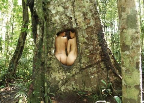 Mai in the Amazon