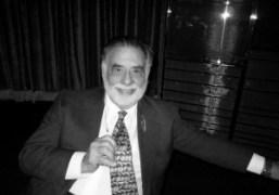 Liberatum Cultural Honour Dinner for Francis Ford Coppola, London