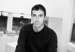 Giambattista Valliat his book signing of Giambattista Valli Couture on display at…
