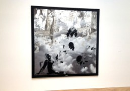 """""""Pantha Rei"""" exhibition by Turner-prize winner Keith Tyson at Pace Gallery, London"""