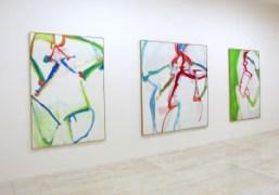 Maria Lassnig exhibition at MoMA PS1, New York