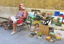 Duane Hanson at the Serpentine Sackler Gallery, London