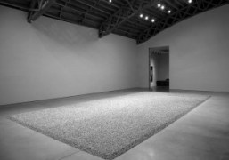 AI WEIWEI'S SUNFLOWER SEEDS at Mary Boone Gallery, New York