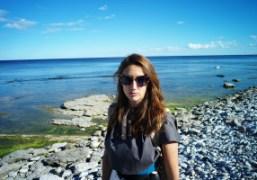 Natacha Ramsay-Levi, Gotland. Photo Olivier Zahm