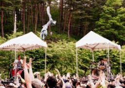 Last BOREDOMS concert, Japan