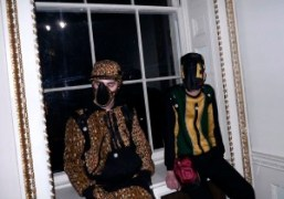 Looks from Nasir Mazhar'sF/W 2013 men's collection presentation, London.