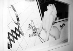 "Olivier Zahm ""Anthracite"" opening at Milk Studios (Part II), Los Angeles"