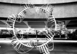 Peter Coffin's'Untitled. Spiral Staircase'at theHirshhorn Musuem,Washington D.C.Photo Elise Gallant
