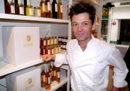 DANIEL DE LA FALAISE at Claus Restaurant, Paris