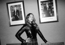 Léa Seydoux at the Miu MiuSpring/Summer 2012 backstages, Conseil Economique et Social,…