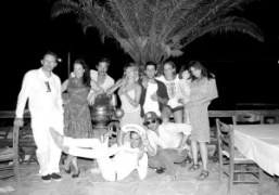 Wellcome picture of André, Antiparos, Grece