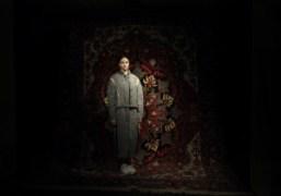 A look from the debutGlenn Martens F/W 2012 presentation, Paris.
