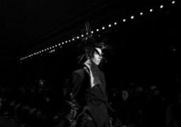 ANN DEMEULEMEESTER F/W 2012 SHOW, Paris