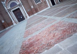 Campo della Madonna dell'Orto, Venice. Photo Olivier Zahm