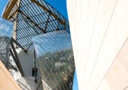 Fondation Louis Vuitton designed by Frank Gehry, Paris