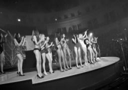 Etam F/W 2014 show and after party, Paris