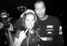 Heron Preston's birthday party at The Standard, West Hollywood