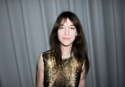 Charlotte Gainsbourg after the Louis Vuitton Cruise 2015 show at thePalais Princier…