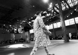 Givenchy Men's S/S 2015 show at Halle Freyssinet, Paris