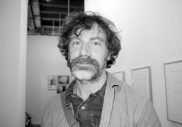 Mathias Augustyniak from M/M Paris at Art Basel 2013, Basel. Photo Annabel…