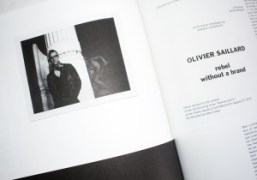 Read our interview with Olivier Saillard by Olivier Zahm in Purple Fashion...