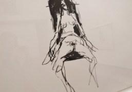 Tracey Emin at Lehmann Maupin, New York