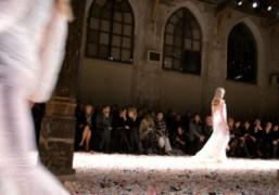 Givenchy couture show, Paris