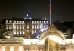 Palais de l'Elysée Paris. Photo Olivier Zahm
