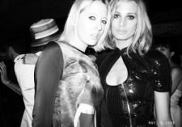 Sophia Hesketh and Lauren Santo Domingo at the Rodarte Met Ball after…