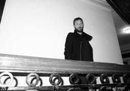 stefano pilati after the PJ Harvey concert, New York. Photo Olivier Zahm