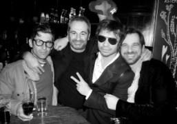 Purple party with Bulgari (Part I) at Le Montana, Paris