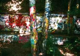 Graffiti, Berlin Schöneberg. Photo Maxime Ballesteros