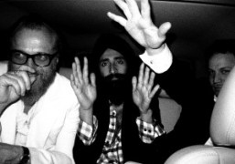 A dance party on the way to Acme with Johan Lindeberg, Waris…