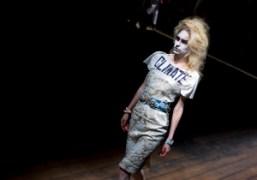 Vivienne Westwood Red Label S/S 2014 show, London