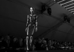 A look from the Marios SchwabS/S 2014 show, London.